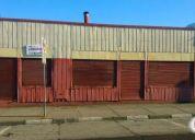 Vendo amplio local comercial en avenida principal de lautaro