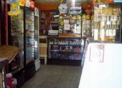 Vendo excelente negocio minimarket