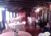 Centro de eventos restaurant,consultar