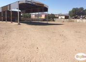 Gran terreno a la entrada barrio industrial paipote,consultar!