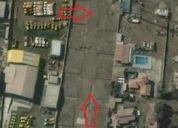 Arriendo amplio terreno sector norte antofagasta,consultar!