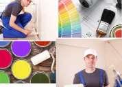 Pintura casas, departamentos, oficinas.