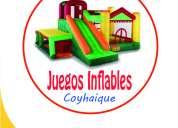 Servicios de arriendos juegos infantiles coyhaique