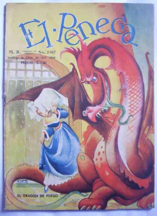 Revista El Peneca de 1946