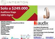Audifono stage interton