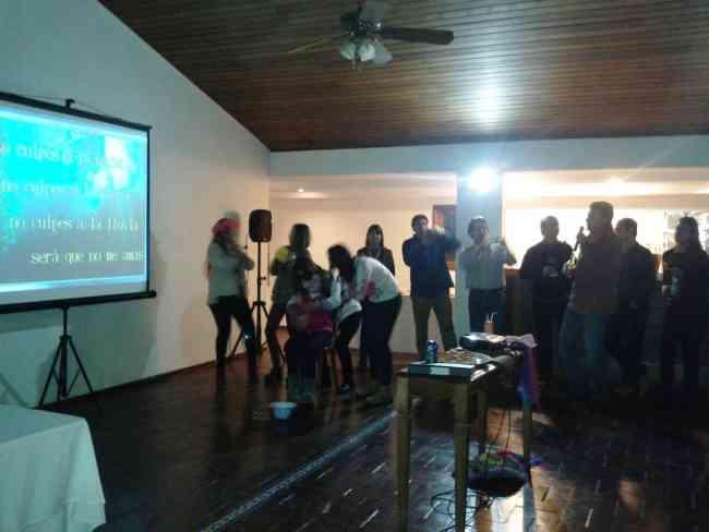 Karaoke y fiesta a domicilio en Santiago