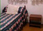 Arriendo dormitorio amoblado en ñuñoa
