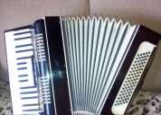 Vendo acordeon 80 bajos por apuro economico