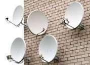 Instalacion y orientacion de antenas satelitales viña del mar