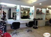 Vendo negocio (mobiliario) centro de belleza av san martin,consultar!