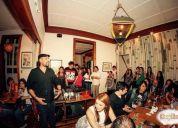 Derecho de llave pub restaurante bellavista,consultar!