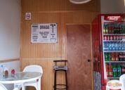 Derecho de llaves local de comida