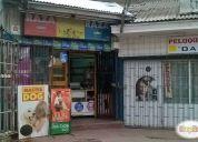 Excelente local alimento mascotas derecho llaves y patente