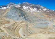 Excelente propiedad minera 300 hectarias en santiago