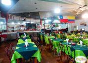 Vendo amplio restaurant frente al mar, valparaíso.consultar!