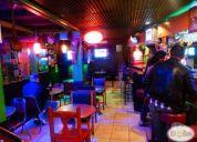 Clásico pub discotheque sector bohemio de valparaíso.consultar!