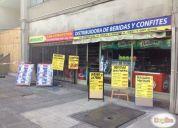 Distribuidora de bebidas y confites y minimarket y vehiculo,consultar!