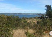 Vendo terreno urbano con vista al mar,19.300 mt2 en puerto montt