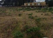 Vendo terreno en parque industrial coronel