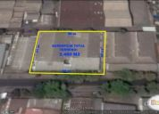 Vendo macul mixto industrial 2.460m2