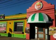 Traspaso restaurant texmex y comida internacional