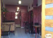 Traspaso negocio funcionando cafetería restaurante,aproveche!