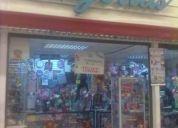 Vendo relojeria/bazar/libreria/juguet funcionando