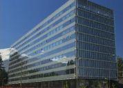 Arriendo excelente oficina lo fontecilla/las condes 80 m2