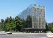 Arriendo oficina 80 m2, 4 priv, 3 bañ, uf 47 estoril/kenne,consultar!