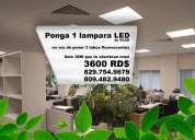 Viled. grandes soluciones de iluminacion led para los grandes! ofertas del mes!