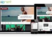Roanet - sitios web a bajo costo