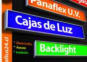 Letreros luminosos para locales comerciales