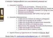 Contador & consultor independiente