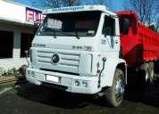 Volkswagen 31310 6x4 año 2007 tolva de 13m3
