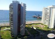 Depto frente a playa acapulco, vista al mar,consultar!