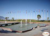 Depto 4/p frente al parque de las banderas de playa