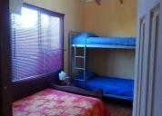 Linda habitaciones para 2-3-4 personas, balneario de pica