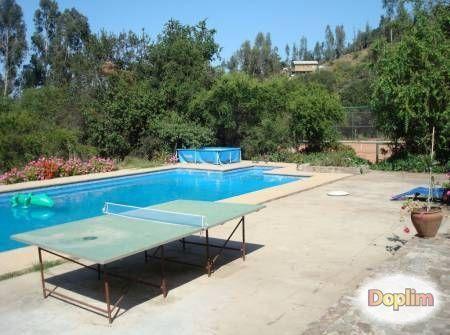 Olmue cabanas para 2 piscina cancha de tenis -Contactarse!