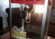 Vendo máquina para cabritas dulces o pop corn