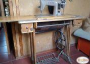 Maquina de coser singer brasileña antigua