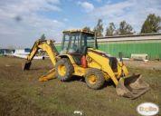 Vendo retroexcavadora caterpillar 416-d aÑo 2005