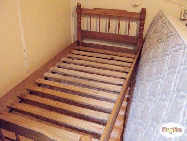 Vendo camas de 1 plaza colchon y catre madera valdivia for Vendo sillon cama 1 plaza