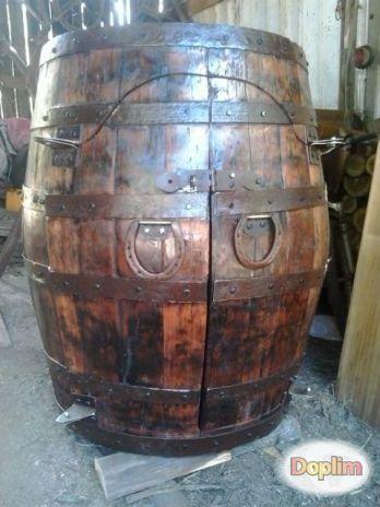 Vendo barril para bar de rauli,Buen estado!