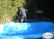 Vendo piscinas fibra de vidrio