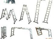 Vendo escalera multifuncional 4,7 mts