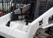 Arriendo mini cargador bobcat s130,consultar!