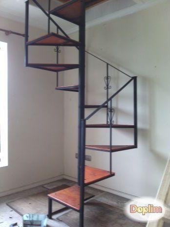 Vendo Escaleras de caracol