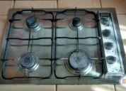 Vendo cocina encimera a gas (para encastrar)