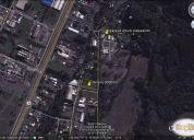 Vendo terreno 8300 m2 sector villa verde