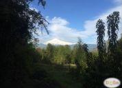 Vendo parcelas en lican ray con vista al volcán,consultar!